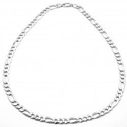 Łańcuszek srebrny gruby...